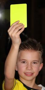 Otto gelbe Karte 1