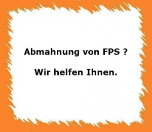 abmahnung fps rechtsanwälte