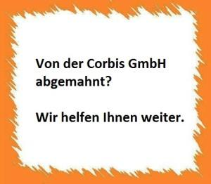 Abmahnung Corbis GmbH abgemahnt
