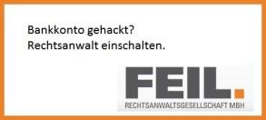Bankkonto Gehackt