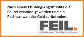 phishing was tun