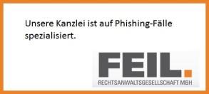 rechtsanwalt phishing