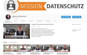 Mission Datenschutz